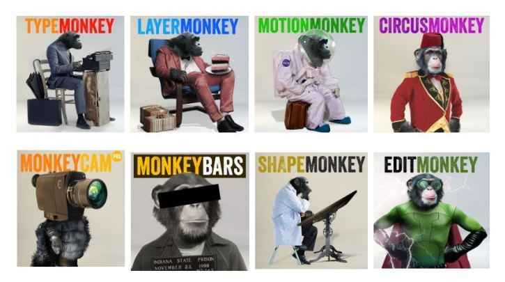 Monkey Suite Bundle for After Effects