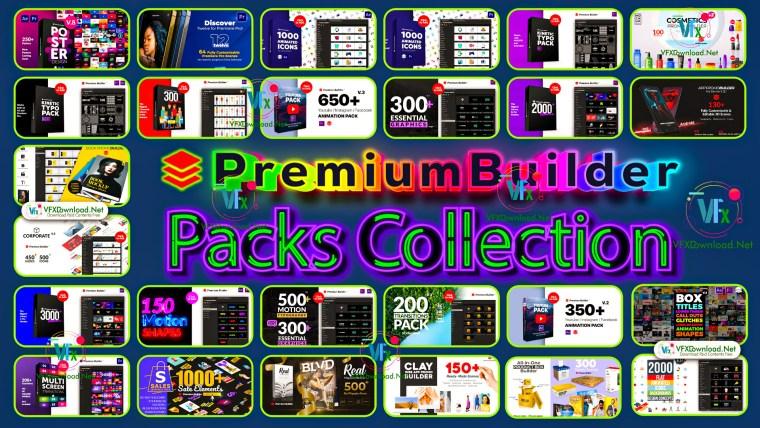 PremiumBuilder Packs Collection 2021 Updates