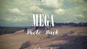 Creativemarket – 100 Mega Photo Pack Vol.2 270596