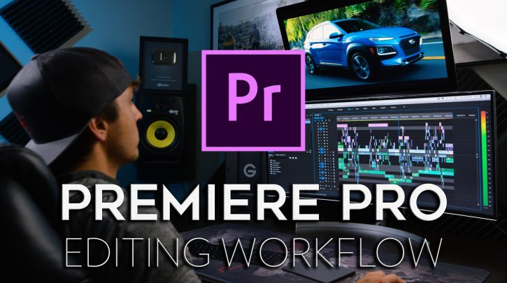 Full Time Filmmaker - Premiere Pro Editing Workflow