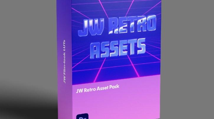 JW Retro Assets Pack Free Download