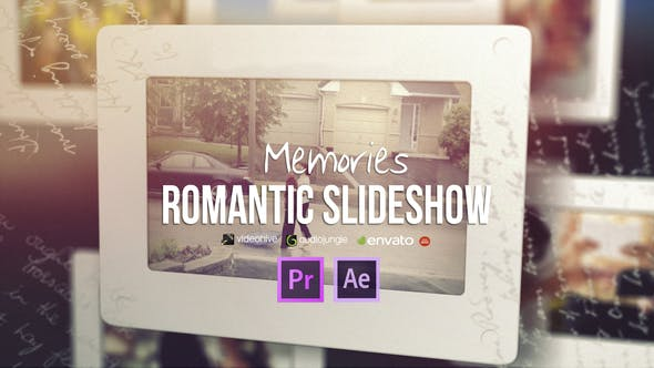 Memories - Romantic Slideshow