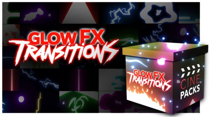 Cinepacks – Glow FX Transitions