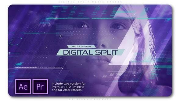Digital Split Media Opener