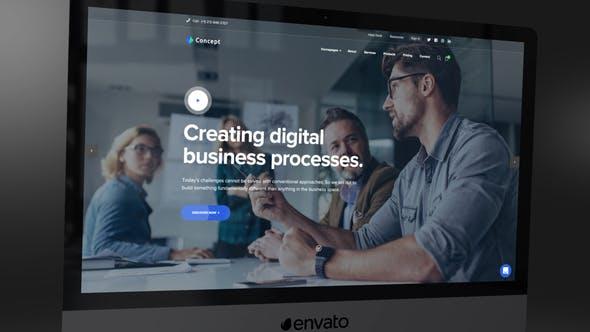 iPromo Website Presentation