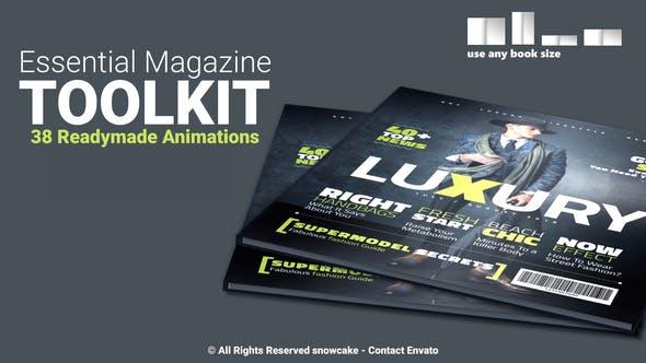 Essential Magazine Toolkit