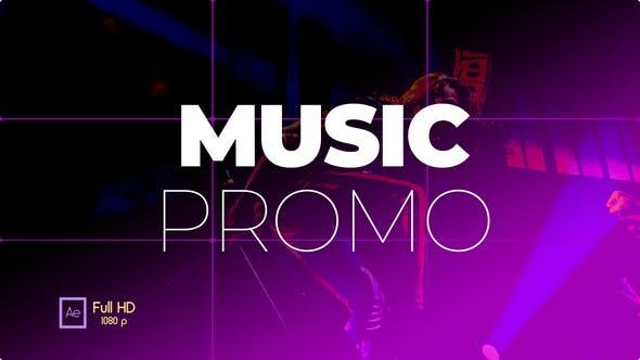 Music Event Promo - Festival Opener