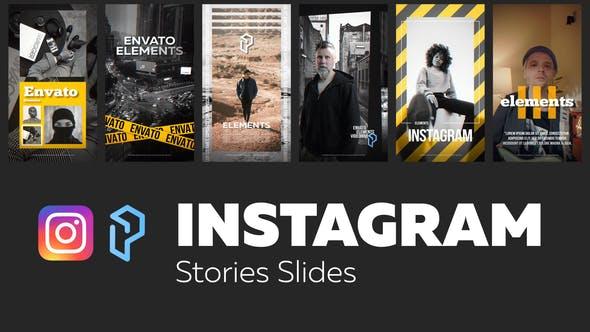 Instagram Stories Slides Vol. 8