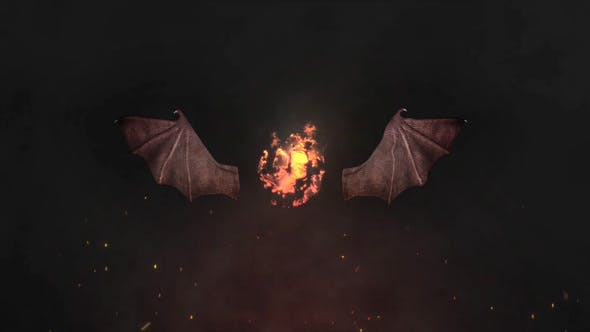 Demonic Fire Logo