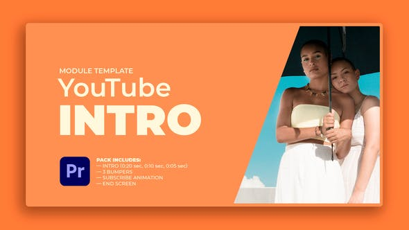 YouTube Intro Pack