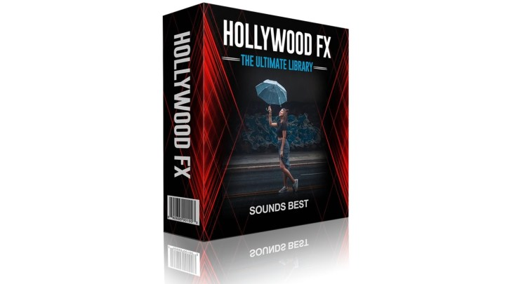 SoundsBest - Ultimate Hollywood SFX