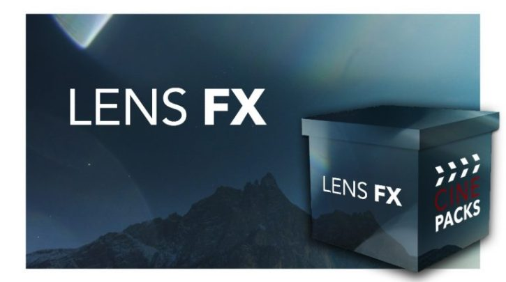 CinePacks – Lens FX 1
