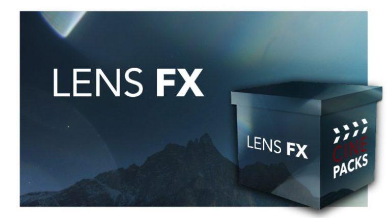 CinePacks – Lens FX 1