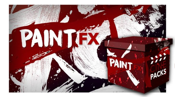 CinePacks – Paint FX