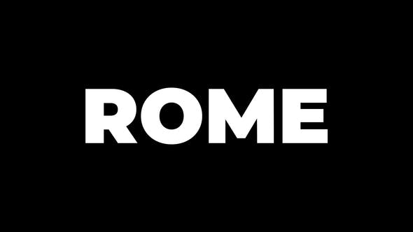 ROME Titles