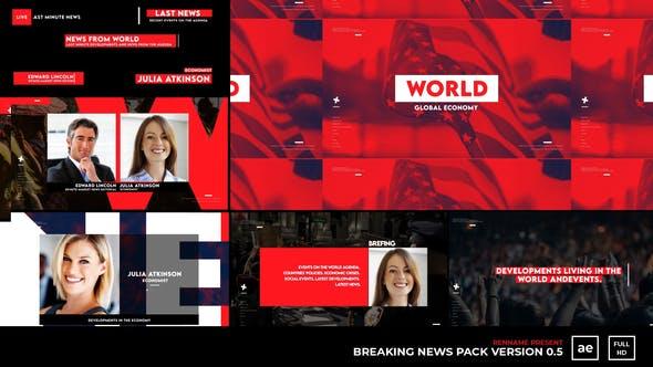 Breaking News Pack V 0.5