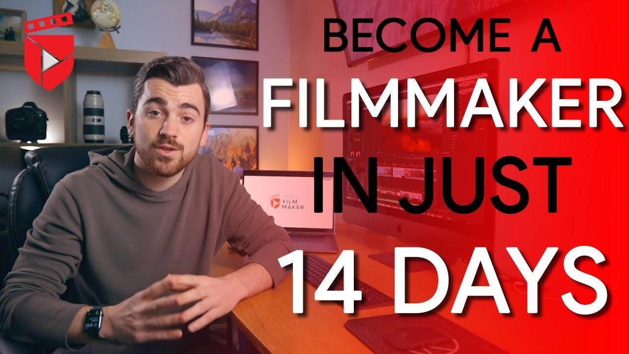 Paul Xavier - 14-Day Filmmaker Course