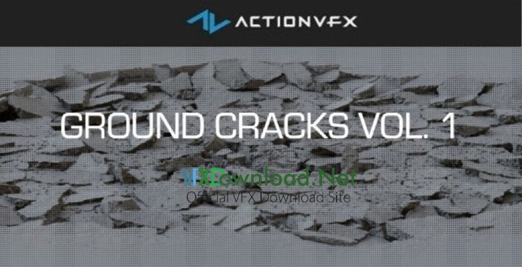 Actionvfx - Ground Cracks 2K