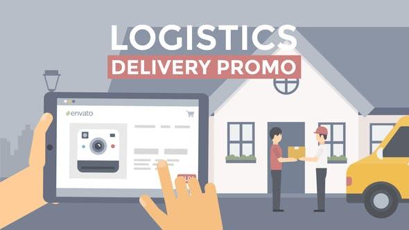 Logistics Delivery Promo