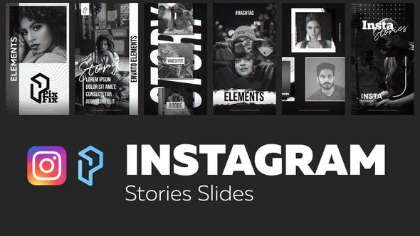 Instagram Stories Slides Vol. 16
