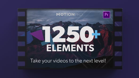 Motion Pro | All-In-One Premiere Kit V1.2