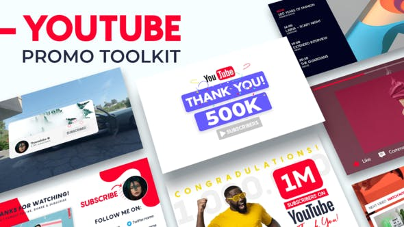 YouTube Promo Toolkit