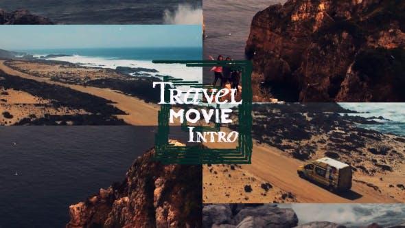 Travel Movie Intro