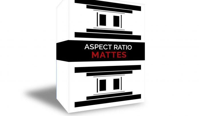 Master Filmmaker – Aspect Ratio Mattes