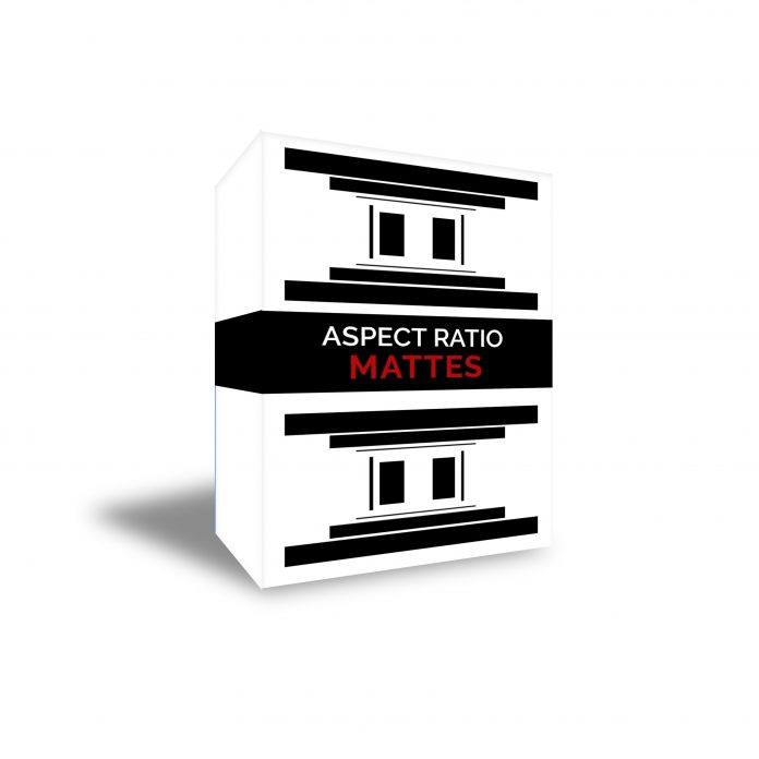 Master Filmmaker – Aspect Ratio Mattes