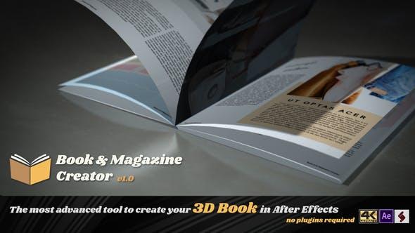 Book And Magazine Creator