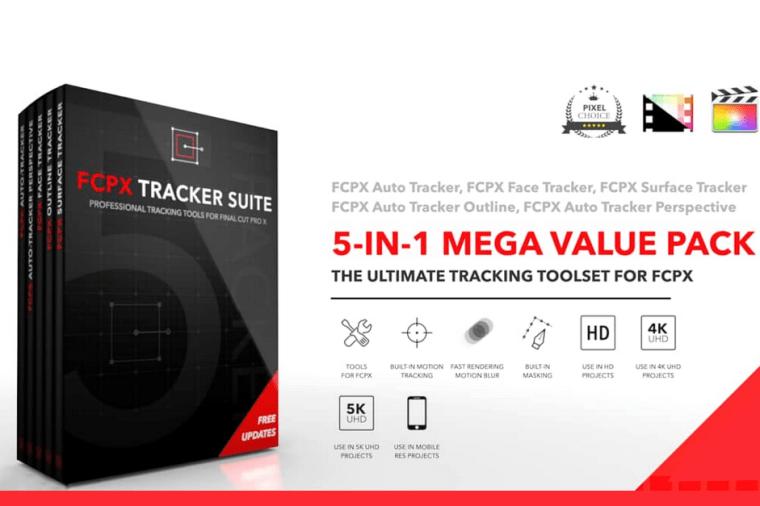 PixelfilmStudios FCPX Tracker Suite