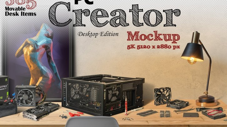 PC Creator 5K – Desktop Edition