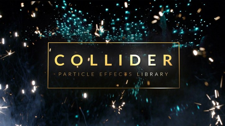 RocketStock - Collider 150+ Particle Effects - RS3040