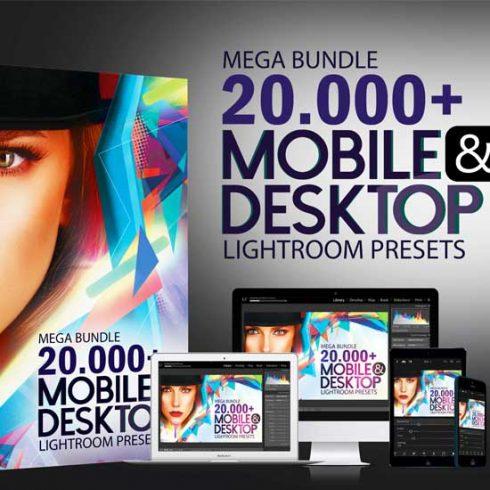 MasterBundles 20,000+ Mega bundle Mobile and Desktop Lightroom Presets