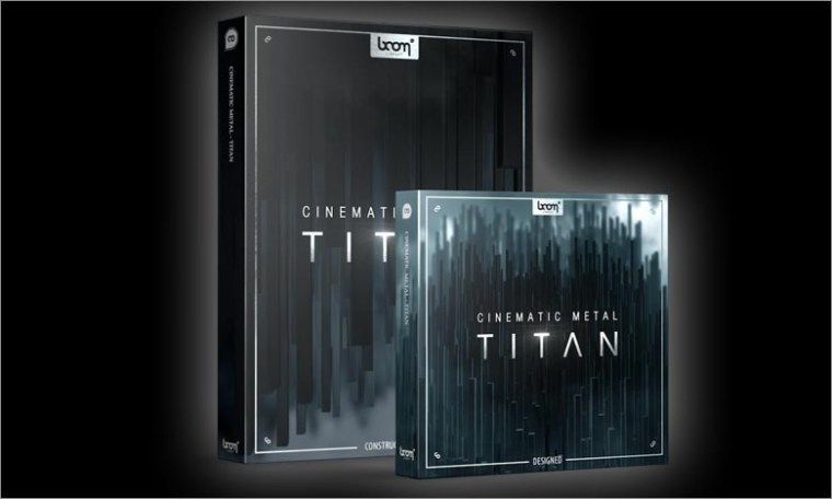 Boom Library – Cinematic Metal - Titan
