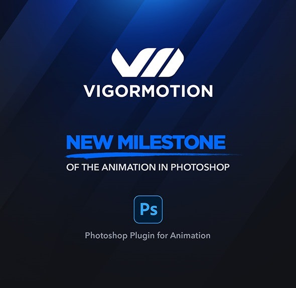 Graphicriver Vigormotion Photoshop Plugin For Animation