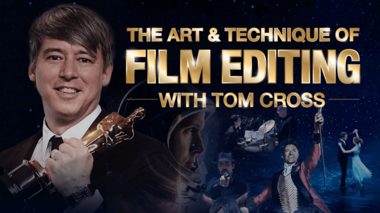 Mzed - The Art & Technique of Film Editing with Tom Cross