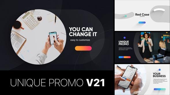 Unique Promo v21 | Corporate Presentation