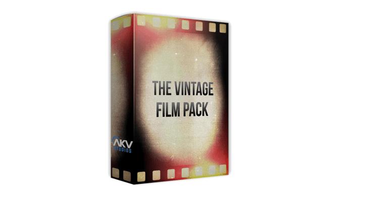 AkvstudiosVintage Film Pack