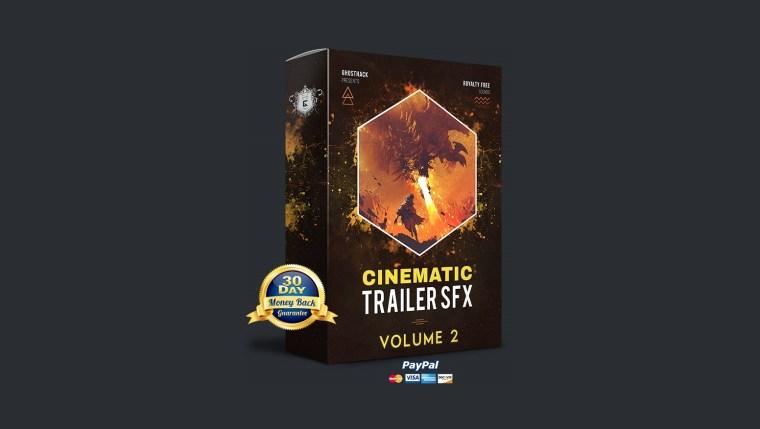 Ghosthack - Cinematic Trailer SFX - Volume 2