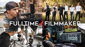 Full Time Filmmaker By Parker Walbeck