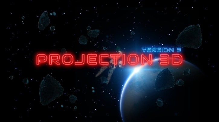 Aescripts Projection 3D v3.06