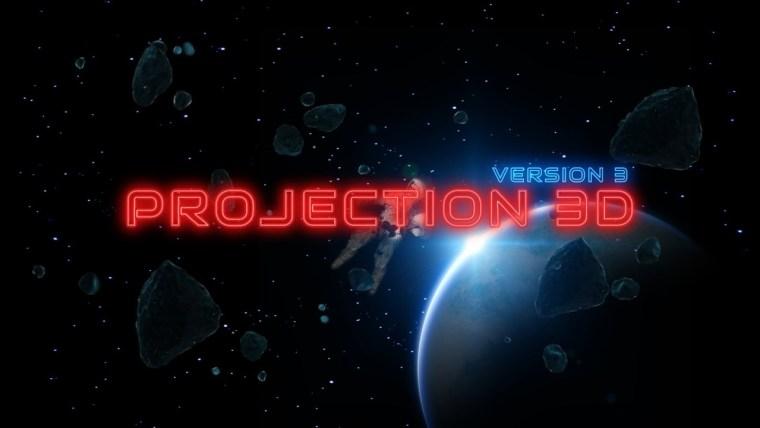 Aescripts Projection 3D v3.06