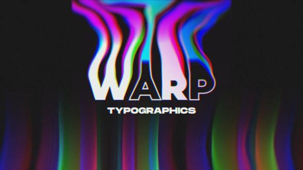 Warp Typographics