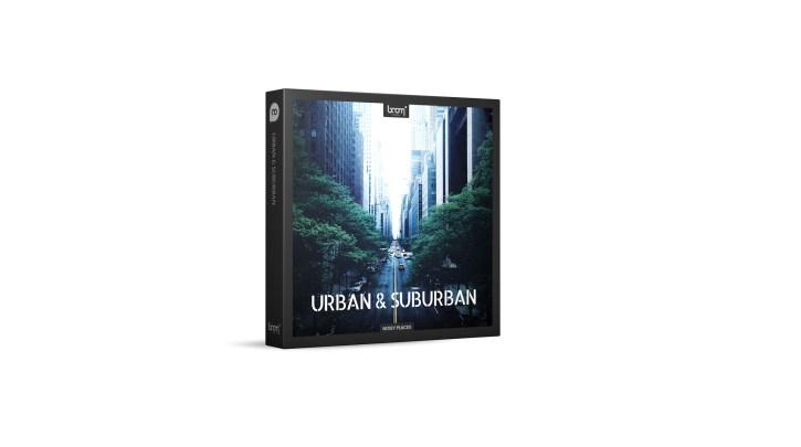 Boom Library Ambiences Urban & Suburban