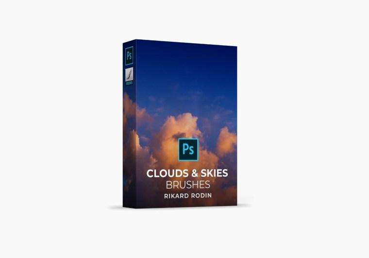 Rikard Rodin – Clouds & Skies Brush & Overlays + Tutorials