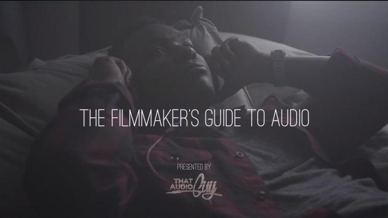 Audioguy - The Filmmaker's Guide to Audio