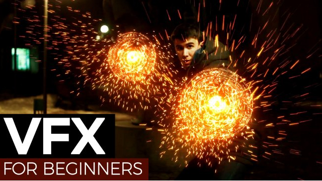 VFX for Beginners using After Effects - Jake MJake