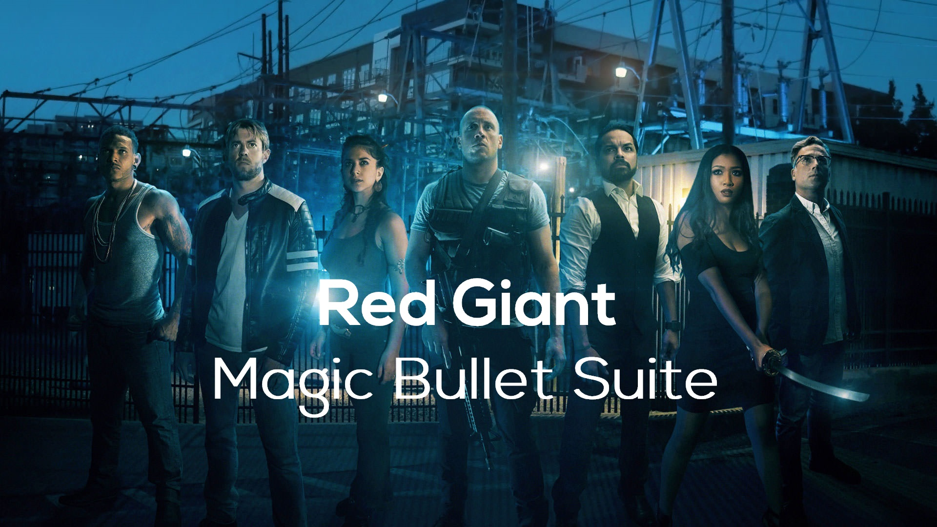 Red Giant Magic Bullet Suite 14.0.3
