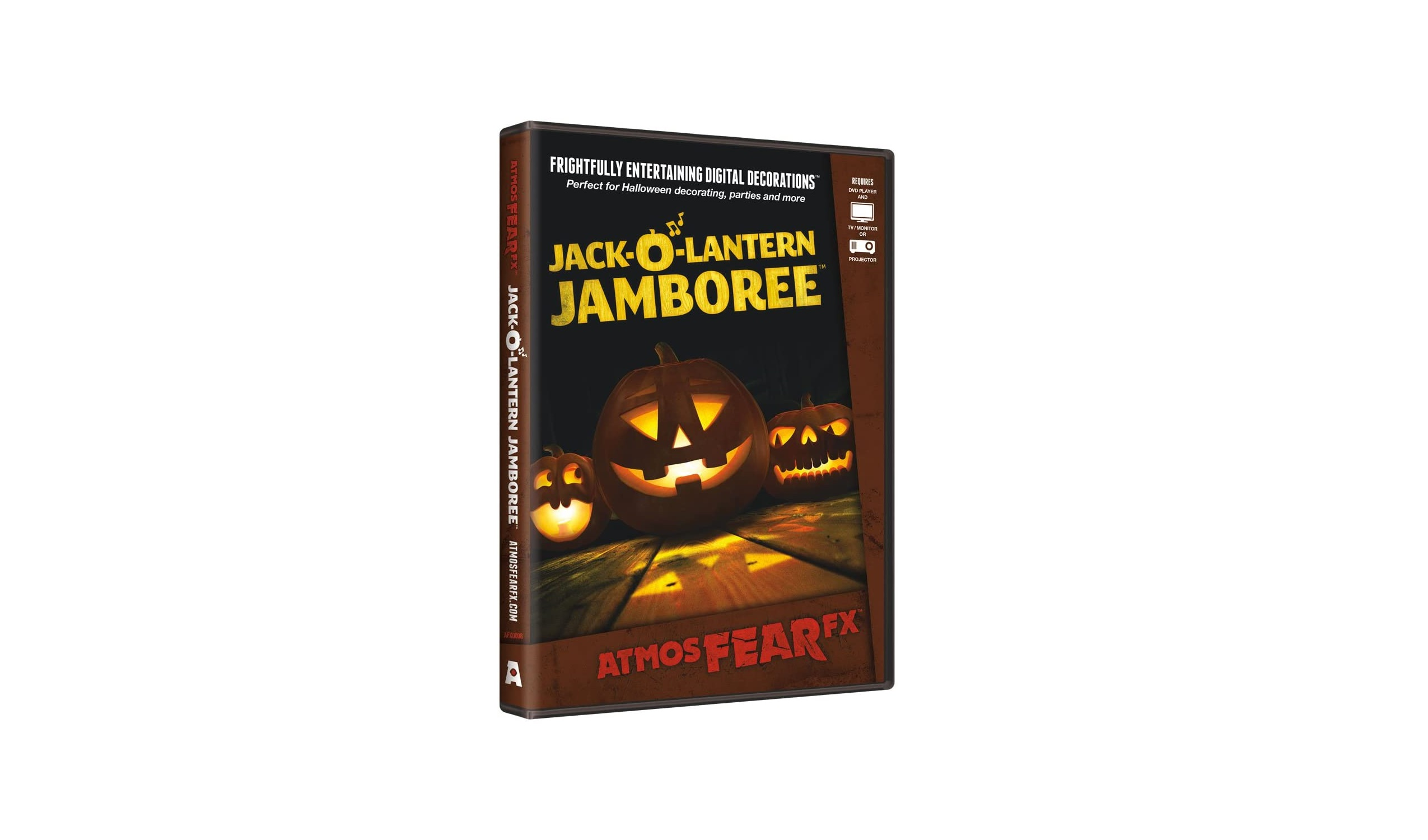 AtmosFX - Jack-O-Lantern Jamboree